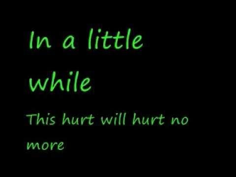 U2 - U2-In a Little While (Lyrics)