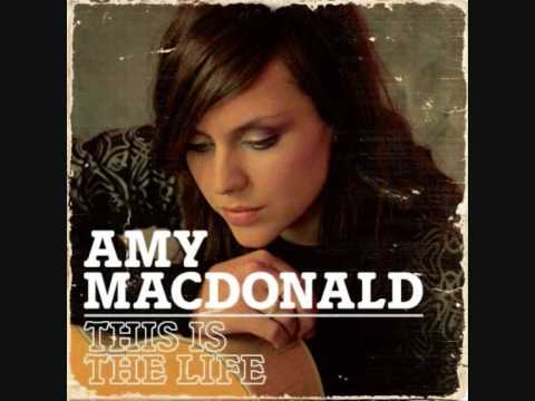 This Is The Life (acoustic)  - Amy Macdonald (w lyrics) video
