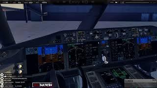 X-Plane 11 (VATSIM) | Long Haul | KJFK-EGLL | B787