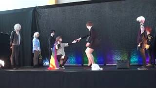 Casual reminder that cosplay is about fun - Mystic Messenger | AniMatsuri 2017 | Stage Show Contest