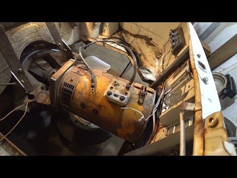 Вольтарожец #4. Контроллер для электродвигателя. Первый пуск.