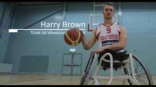 How To Play Wheelchair Basketball - Team GB's Harry Brown