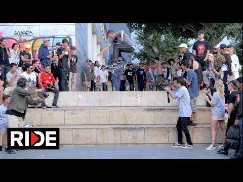 Cash for Tricks - MacbaLife - Barcelona