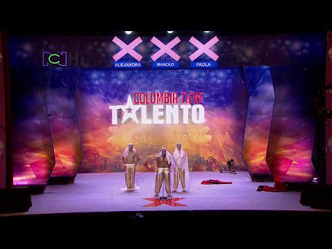 Colombia Tiene Talento: Deja vu dance - Bailarines