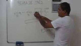 Regra de 3 e Prop. - Prof. Márcio Barbosa - mabcalculo.com