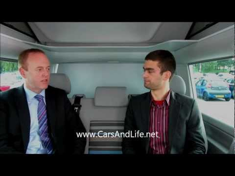 Interview with John Rawlings (PR Manager of VW Commercial Vehicles UK) by Uygar Kilic