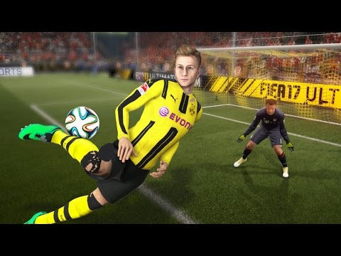 FIFA 17 - BEST GOALS OF THE YEAR! (2017) # 2