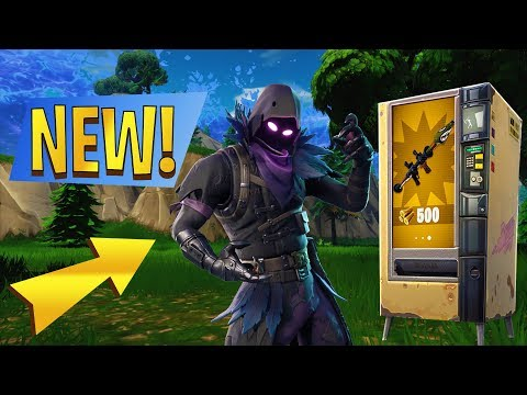 *NEW* RAVEN SKIN OUT NOW! // Top Console Builder/Player // On Leaderboards // New Update thumbnail