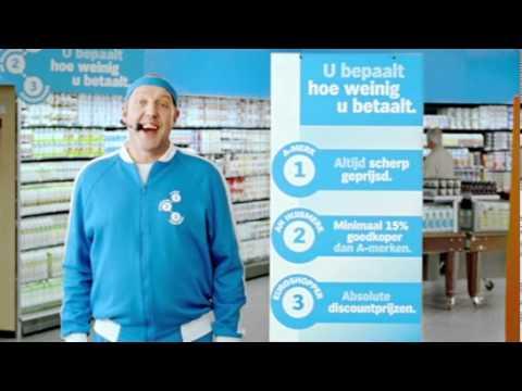 Albert Heijn – U bepaalt hoe weinig u betaalt! (2010)