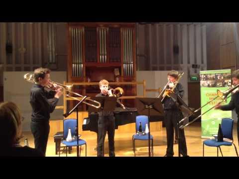 Nottingham High School Trombone Quartet
