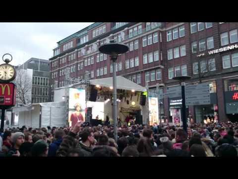 Finale der Radio Hamburg TOP 827 Dj Jerome 2016