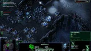 StarCraft 2: Outbreak - Hard Diffculty, 28 Minutes Later, Army of Darkness - PT3