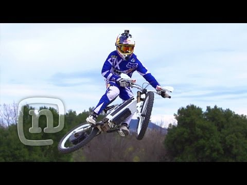 Stealth Electric Bike With FMX Rider Ronnie Renner: Upside Down & Inside Out, Ep. 11