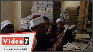 """بالفيديو..حملة تفتيشية مفاجئة لـ """"أنصار السنة"""" بعابدين وتحرير محضر بضم """"إعداد الدعاة """""""