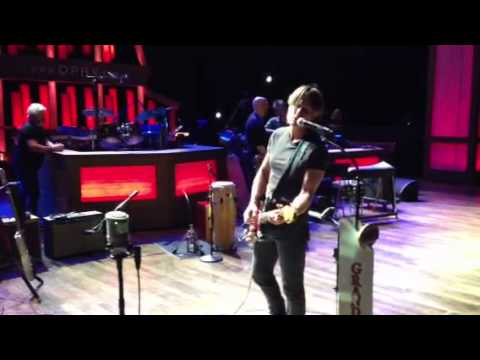 Urban Chat: Video 56: Opry Soundcheck