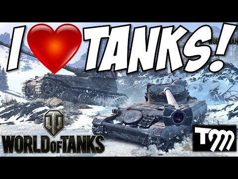 TANKS FOR NOTHING!! - World of Tanks 1.0 (New Update & Gameplay)