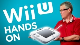 Wii U Unboxed! Hands-On with Nintendo's New Console