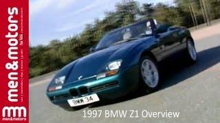 1997 BMW Z1 Overview