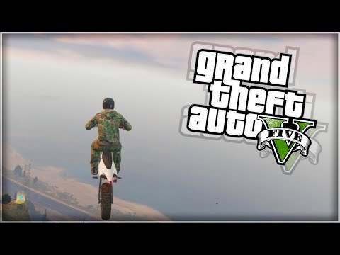 'huge Fall!' Gta 5 Funny Moments (with The Sidemen) video