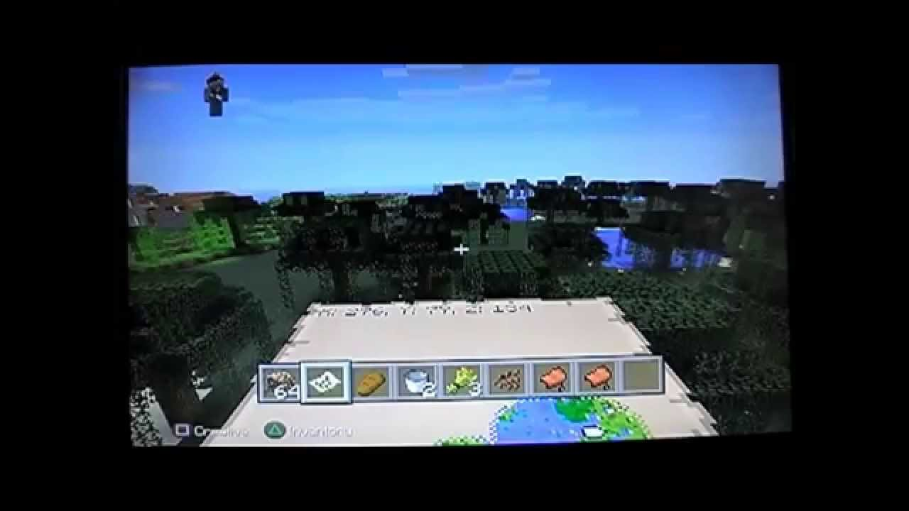how to make a mob spawner in minecraft playstation 3