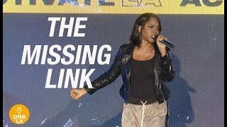 """""""The Missing Link"""" - Sarah Jakes Roberts"""