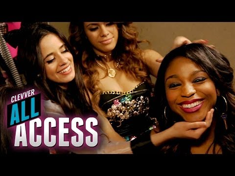 Getting Ready with Fifth Harmony on Neon Lights Tour