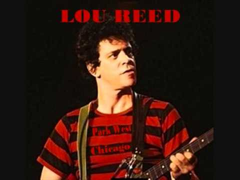 Lou Reed - I Want to Boogie With You