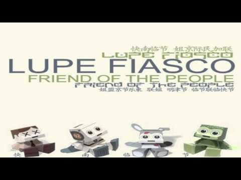 Lupe Fiasco - Lightwork - Friend Of The People Mixtape