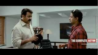 Spirit - Spirit Malayalam Movie Scene 4 HD - Mohanlal