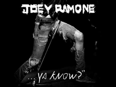 Joey Ramone - Rock N Roll Is The Answer