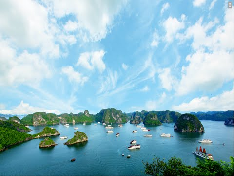 Vietnam: Top 10 Tourist Attractions - Video Travel Guide