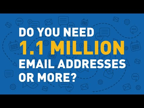 Extract 1.1 million email addresses from Facebook in 40 minutes!
