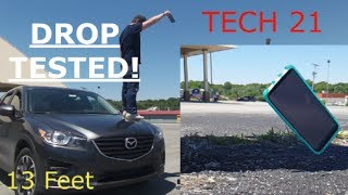 Tech 21 ULTIMATE DROP Test | Galaxy S8/GS8 Plus
