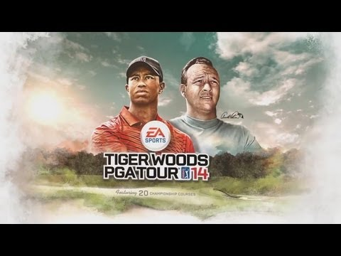 Tiger Woods PGA Tour 14 Amateur Tour Episode 1