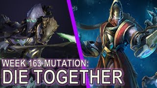 Starcraft II: Die Together [Time Stop Good Unit]