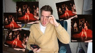 Camila Cabello Romance Album Reaction