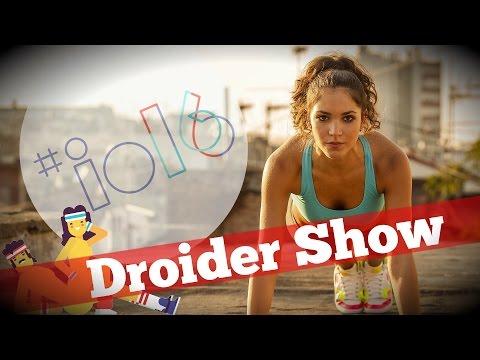 Порно-фитнес и итоги Google I/O 2016 | Droider Show #242