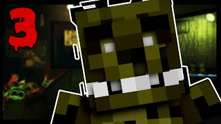 Minecraft Dreams - FIVE NIGHTS AT FREDDY'S 3! [Night 1] | Roleplay w/ Peraldon
