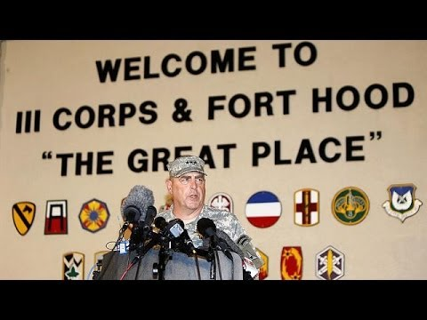 Fort Hood: deadly shooting at US military base leaves four dead and several injured
