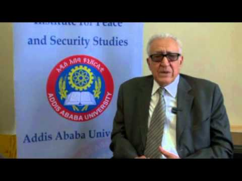 Exclusive Interview with H.E. Amb Lakhdar Brahimi