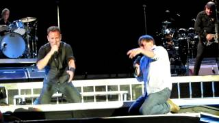 Bruce Springsteen with Southside Johnny - Talk to me - Madrid 17 Junio 2012