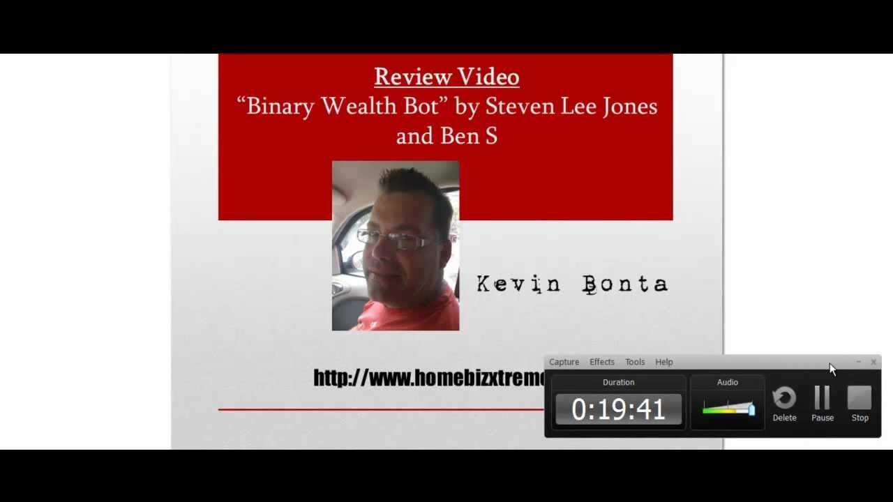 Binary options wealth bot