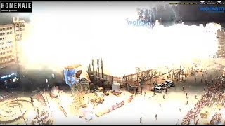 EN DIRECTO  24h/365d | VALENCIA | PLAZA AYUNTAMIENTO | by WWW.WOLKAM.COM