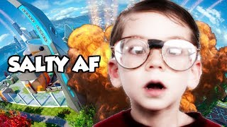 "BO3: ANGRY CONSTIPATED KID CAN'T SPELL JUMP! ""BLACK OPS 3 TROLLING"""