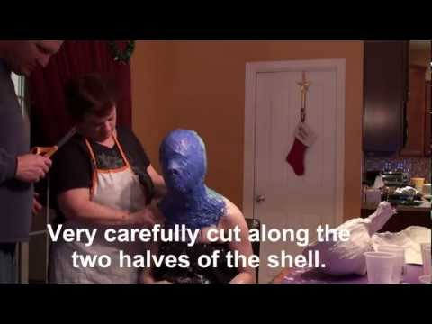 Lifecasting with Smooth-On Body Double