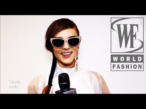 Backstage Bora Aksu Spring-Summer 2015 London Fashion Week