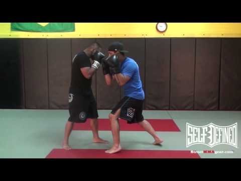 How To Left Hook - Beginners MMA Moves - Muay Thai Striking Techniques Image 1