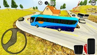 Bus Simulator 2019 Update: PAR 1200 Bus and New Routes  - Android Gameplay