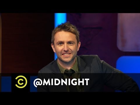 @midnight w/ Chris Hardwick (@Nerdist) -  Embarrassing Google Searches - Anal Wart Removal