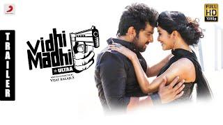 Vidhi Madhi Ultaa - Official Tamil Trailer | Rameez Raja, Janani Iyer